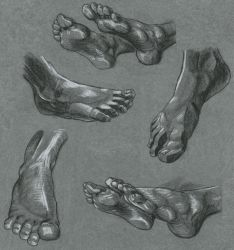 Foot overlays by xaqBazit