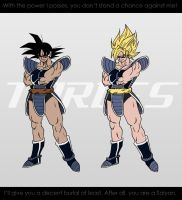 Turles. :Sketch+PSGraphics: by moxie2D