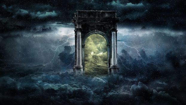 Heavenly Portal by ioanz
