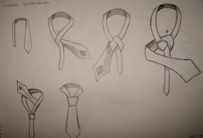 How to tie a Windsor Knot by soffl