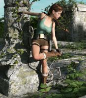 Classic Raider 156 by tombraider4ever