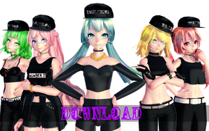 Crazy!Vocaloid llDownloadll by kuraishiro361