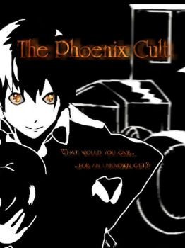 Phoenix Cult Cover revised by Kirienne