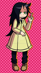 Tomoko by Coonstito