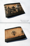 Leather cover Darksiders by Svetliy-Sudar