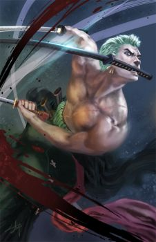 Zoro by young-street