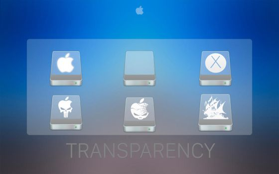 Transparency by sanax