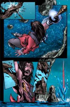 Neverland 3, pg 17 colors by jembury