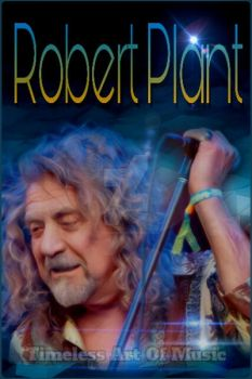 Robert Plant by teresanunes