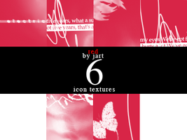 red, icon texture resources by jart177