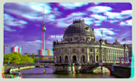 Bode Museum at the Museum Island of Berlin 3D by zour