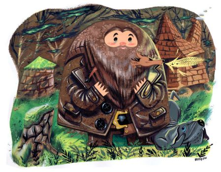 Hagrid for sale by Pocketowl