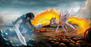 Frostfire by Robsa990