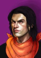 Dragon Ball Z - Android 17 by DennyKotian