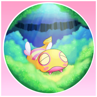 Shiny Dunsparce