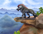 On Top Of The World by Zoru-X