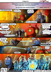 P.U. - Adventure Page 73 by Hevimell