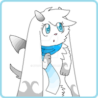 Snowflake 400x400 icon by kyrctyn