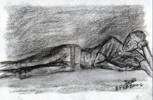 Life Drawing 4 by creativemee