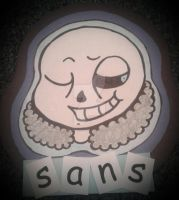 Undertale: sans by voltron0effect