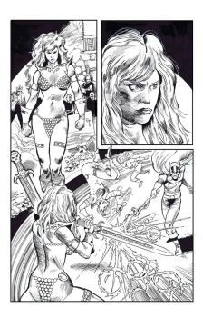 Red-Sonja-Sample-3 by Fusciart