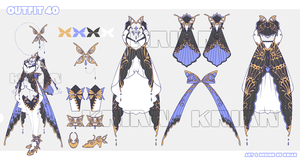 [AUCTION CLOSE]Outfit_40 by krianart