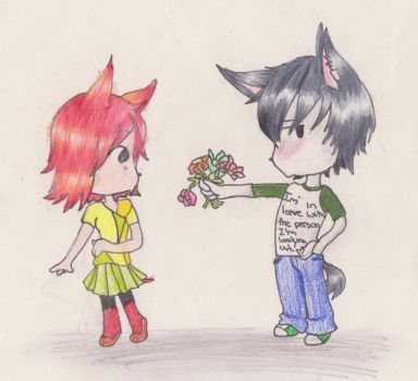 31. Flowers - For You... by ARSugarPie