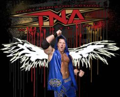AJ Styles - The Face of TNA by TNA-Unleashed