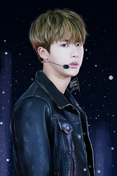 On stage: Jin by xCollecx