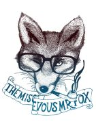 THE MISCHIEVOUS MR FOX by rockst3ady