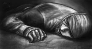 Fatigued Ruben by DREDSHIFT