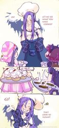 LOL comic - Morgana's cooking lessons~ by Hellenor