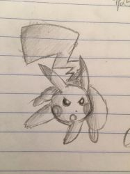 Pika-CHU! by PokeMarioGamer16