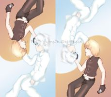 Mello x Near by trivialstorms