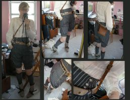 Steampunk: coordinate attempt by Taicho