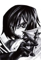 Lelouch - Chess by vivsters