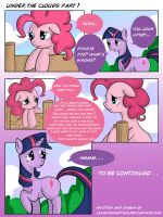 Under The Clouds Pt.1 by LilMissWaffles