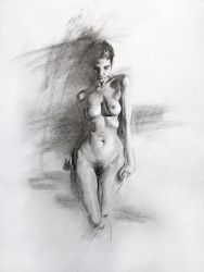 Figure / Practice 27 by AnaviTil