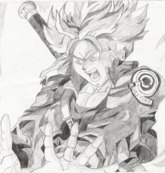Trunks 1 by the14thgod
