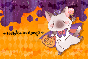 Happy Halloween_2013 by asami-h