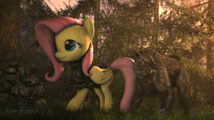 Fluttershy by Fancyhoof