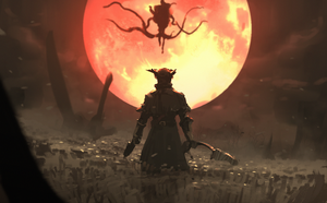 162/365 bloodborne 4 by snatti89
