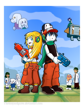 Cave Story by TioTonyRedgrave