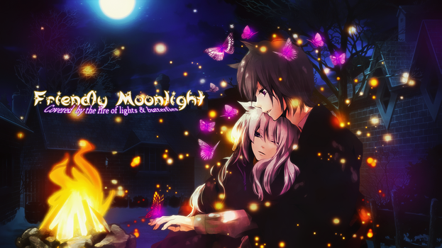 Collab moonlight by MateNeo