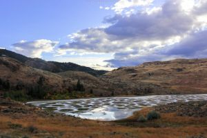 Spotted Lake by Lumimyrskydawn