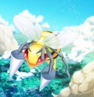 Beedrill by tamaume