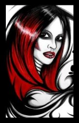 red by lady-sable
