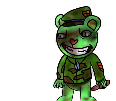 Flippy by GasolineDeath