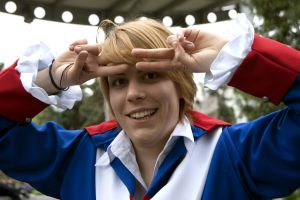 Aph- Look I'm England! by ercsi91