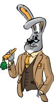 Mr Bunny by milanglo
